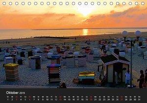 Borkum (Tischkalender 2019 DIN A5 quer)