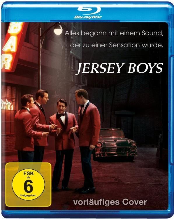 Jersey Boys - zum Schließen ins Bild klicken