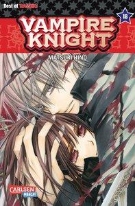 Vampire Knight 18