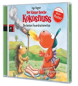 Der kleine Drache Kokosnuss - Die besten Feuerdrachenwitze, 1 Te