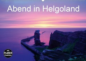 Abend in Helgoland