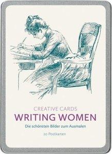 Writing Women (Creative Cards)