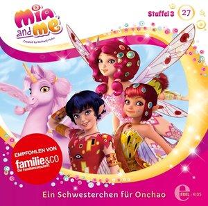 (27)Original Hörspiel zur TV Serie - Ein Schwesterchen Für Oncha