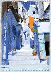Lieblingsland Marokko (Wandkalender 2019 DIN A4 hoch)