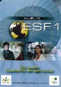 Nuevo Español sin fronteras. ESF 01. Audio-CD zum Arbeitsbuch