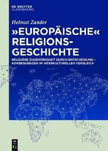 Europäische Religionsgeschichte