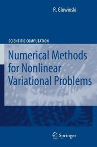 Numerical Methods for Nonlinear Variational Problems