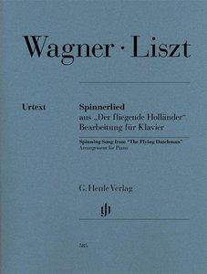 """Spinnerlied aus """"Der fliegende Holländer"""""""