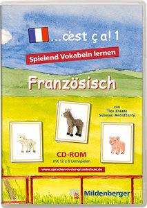 ...c'est ca! 1. Französisch. CD-ROM für Windows ab 98SE