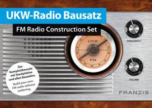 lernpaket ukw radio selber bauen bausatz mit handbuch. Black Bedroom Furniture Sets. Home Design Ideas