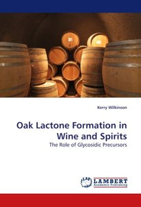 Oak Lactone Formation in Wine and Spirits
