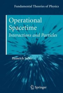 Operational Spacetime