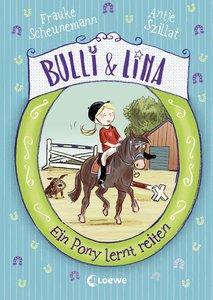 Bulli & Lina - Ein Pony lernt reiten