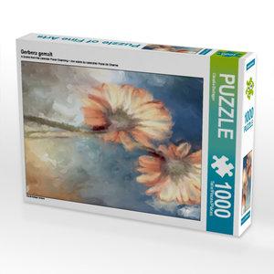 Ein Motiv aus dem Kalender Floral mit Charme 1000 Teile Puzzle h
