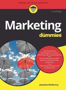 Marketing für Dummies
