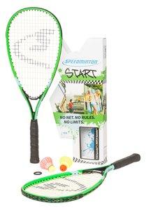 Speedminton 400051 - Start Set mit 2x Rackets