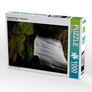 Tanzender Fluss 1000 Teile Puzzle hoch