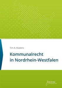 Kommunalrecht in Nordrhein-Westfalen