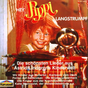 Hey Pippi Langstrumpf. CD