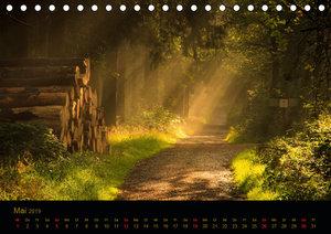 Das Sauerland voller Lichtblicke (Tischkalender 2019 DIN A5 quer