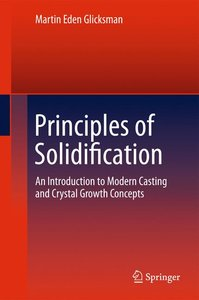 Principles of Solidification