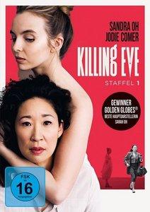 Killing Eve. Season.1, 2 DVD