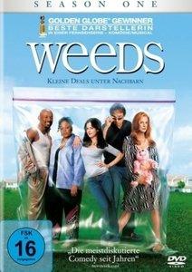 Weeds, Kleine Deals unter Nachbarn. Season.1, 3 DVDs
