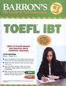 TOEFL iBT with 10 Audio CDs