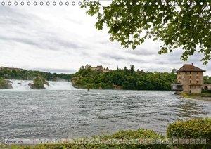 Der Rheinfall - Ein Spaziergang um das gigantische Naturschauspi
