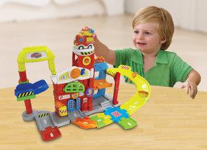Tut Tut Baby Flitzer - Feuerwehrstation