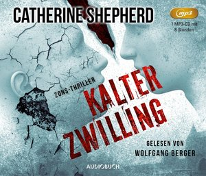Kalter Zwilling, 1 Audio-CD, MP3