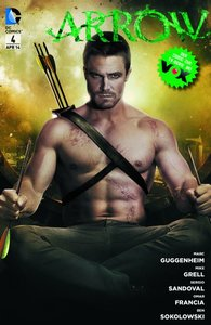 Arrow Bd. 4 (Comic zur TV-Serie)