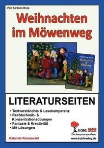 Weihnachten im Möwenweg / Literaturseiten