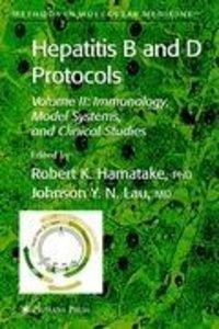 Hepatitis B and D Protocols