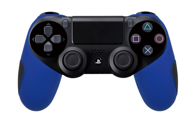 PROJECT SUSTAIN PS4 Player Kit (Silicon Grip, USB-Ladekabel) - zum Schließen ins Bild klicken