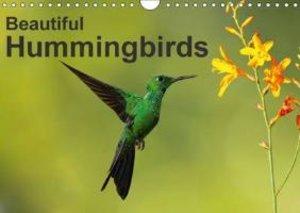 Beautiful Hummingbirds (Wall Calendar 2015 DIN A4 Landscape)