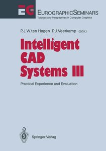 Intelligent CAD Systems III