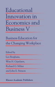 Educational Innovation in Economics and Business V