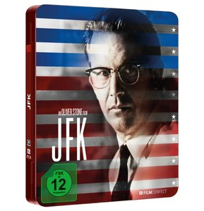 JFK (Steel Edition). Limited Edition