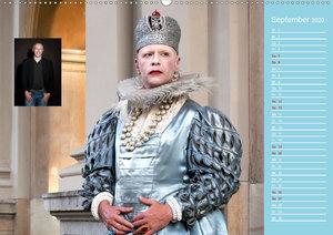 Männer und Dragqueens (Wandkalender 2020 DIN A2 quer)