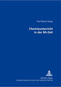 Chemieunterricht in der NS-Zeit