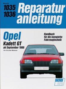 Opel Kadett GT ab September 1988