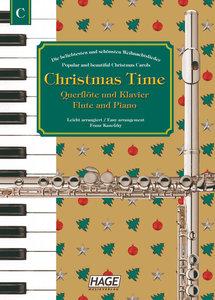Christmas Time für Querflöte und Klavier