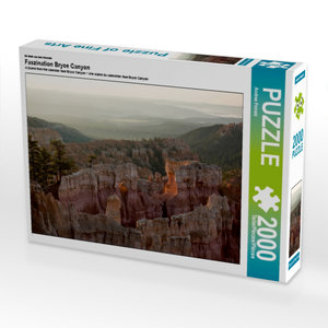 CALVENDO Puzzle Faszination Bryce Canyon 2000 Teile Lege-Größe 9