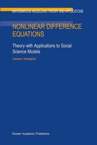 Nonlinear Difference Equations
