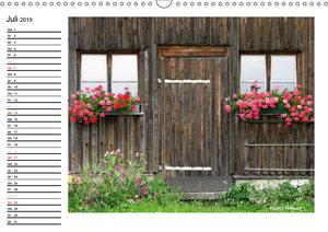Holz - so vielfältig (Wandkalender 2019 DIN A3 quer)