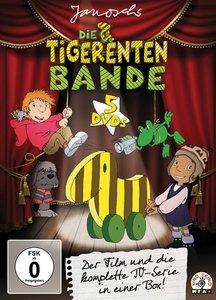 Janoschs Die Tigerentenbande-Sammelbox