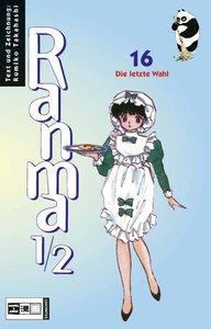 Ranma 1/2 Bd. 16. Die letzte Wahl
