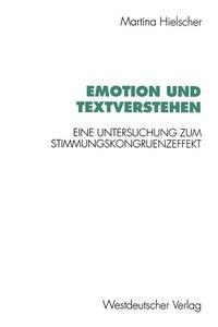 Emotion und Textverstehen