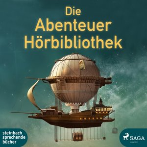 Die Abenteuer Hörbibliothek, 4 Audio-CDs, MP3 Format